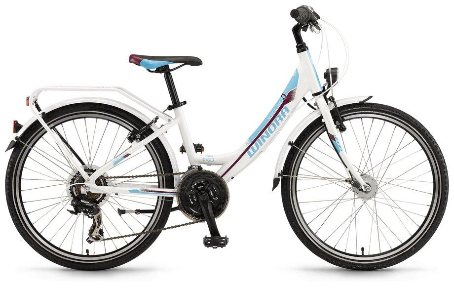 Winora Ruff Rider Kinderfahrrad Weiß Modell 2017