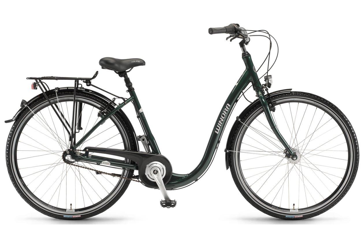 winora weekday 2018 26 zoll g nstig kaufen fahrrad xxl. Black Bedroom Furniture Sets. Home Design Ideas