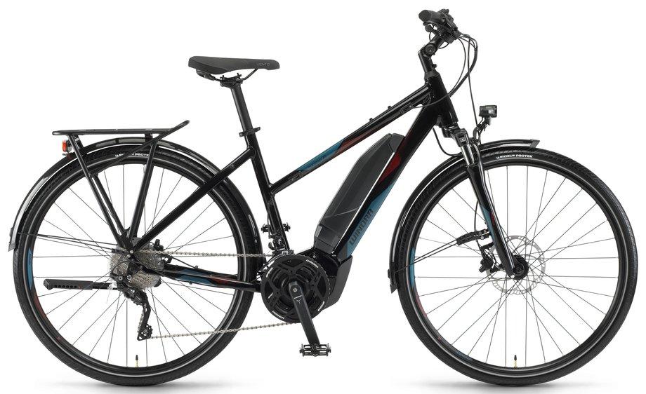winora yucatan 20 e bike schwarz modell 2018 test e. Black Bedroom Furniture Sets. Home Design Ideas