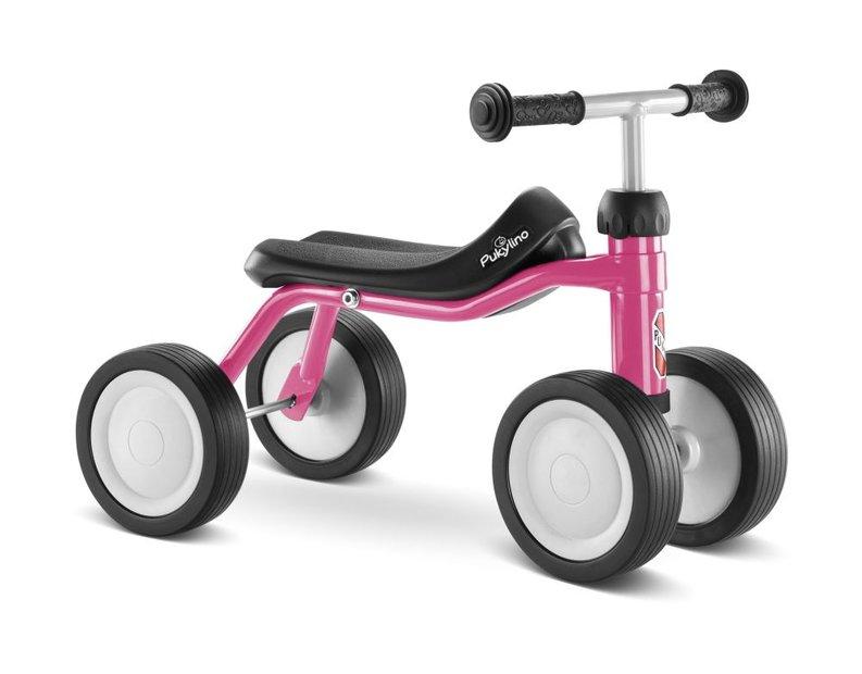 Puky PUKYlino Kinderlaufrad Pink Modell 2018