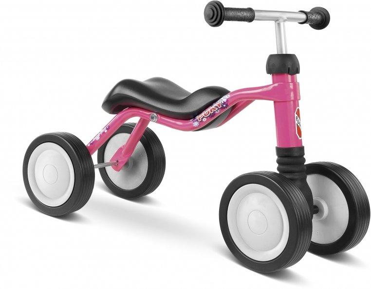 Puky Wutsch Kinderlaufrad Pink Modell 2018