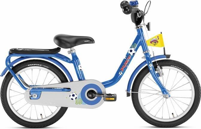 Puky Z 6 Kinderfahrrad Blau Modell 2019
