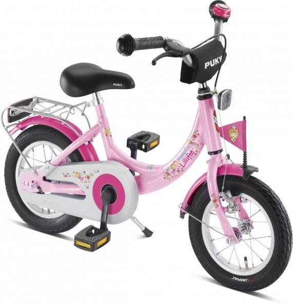 Puky ZL 12 1 Alu Prinzessin Lillifee Kinderfahrrad Pink Modell 2018