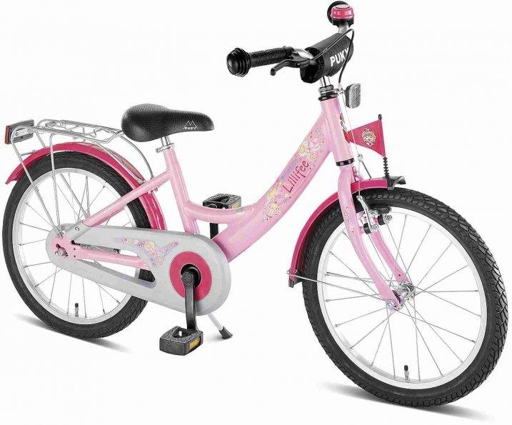Puky ZL 16 1 Alu Prinzessin Lillifee Kinderfahrrad Pink Modell 2018