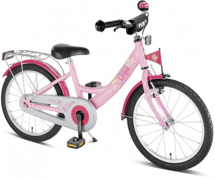 Puky ZL 18 1 Alu Prinzessin Lillifee Kinderfahrrad Pink Modell 2018