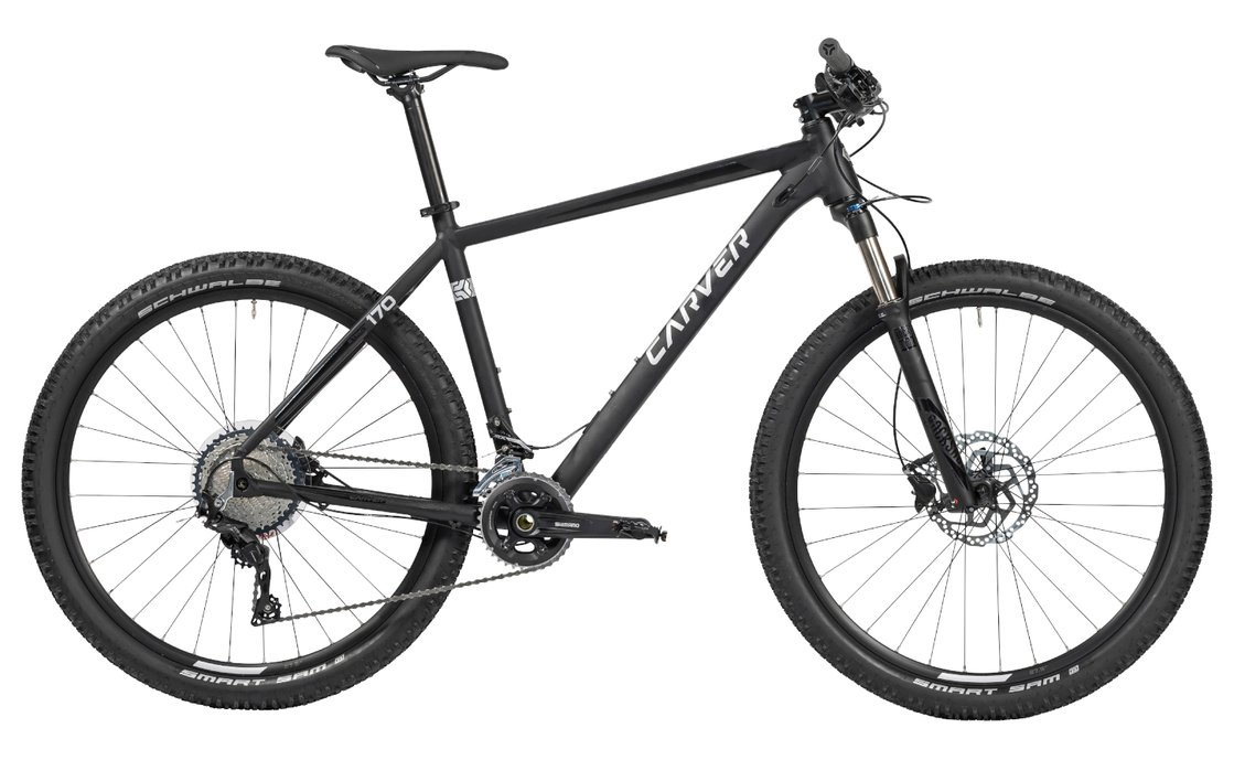 Carver Strict 170 - 27,5 Zoll - Hardtail