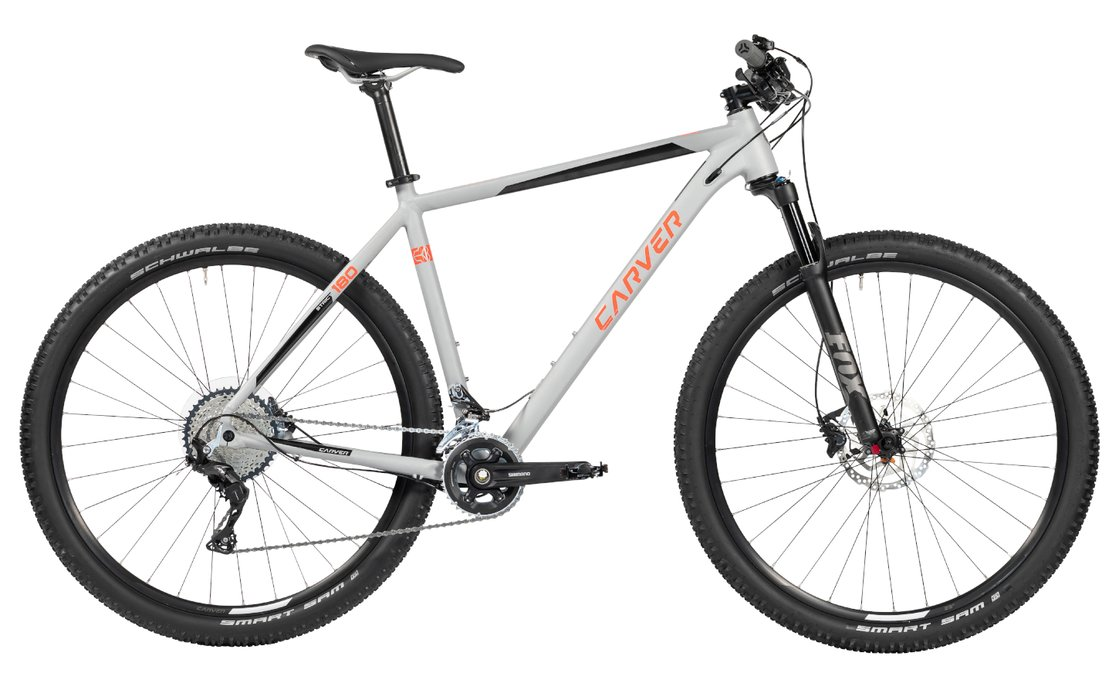 Carver Strict 180 - 27,5 Zoll - Hardtail