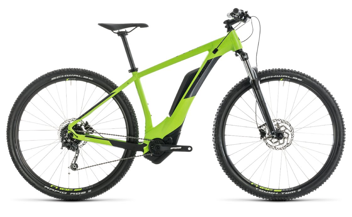 Cube Reaction Hybrid ONE 500 - 500 Wh - 2019 - 29 Zoll - Hardtail