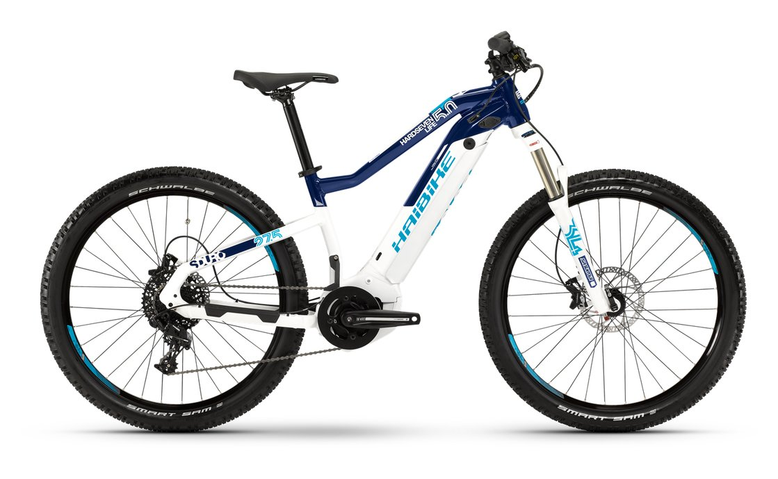 Haibike Sduro HardSeven Life 5.0 - 500 Wh - 2019 - 27,5 Zoll - Hardtail