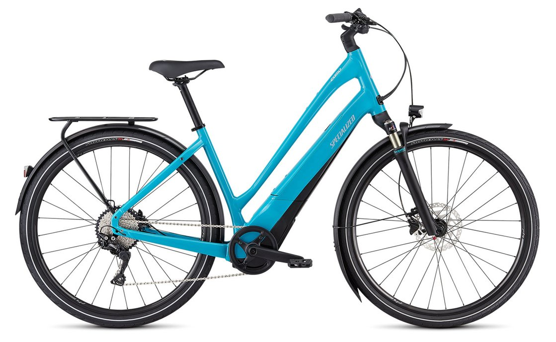 Specialized Turbo Como 4.0 Low-Entry - 500 Wh - 2020 - 28 Zoll - Tiefeinsteiger