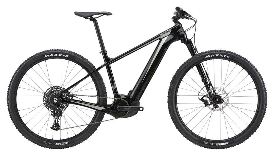 Cannondale Trail Neo 1 E-Bike Schwarz Modell 2020