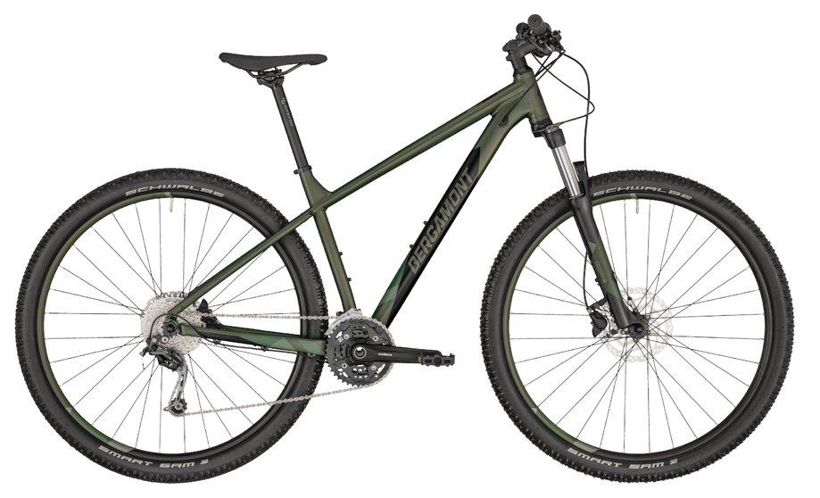 Image of Bergamont Revox 5 Grün Modell 2020