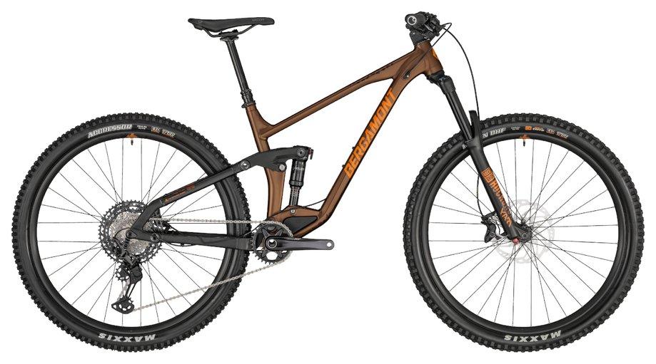 Image of Bergamont Trailster 8 Braun Modell 2020