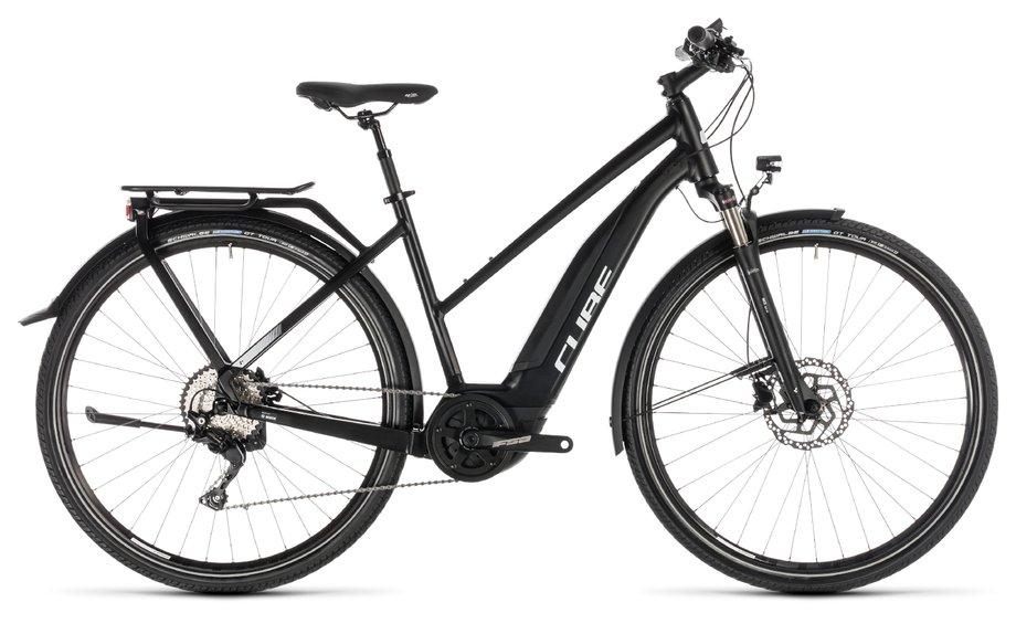 aktuelle cube e bike modelle 2019 in der bersicht. Black Bedroom Furniture Sets. Home Design Ideas