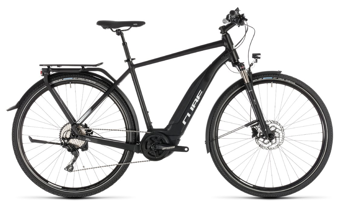 Cube Touring Hybrid Pro 500 - 500 Wh - 2019 - 28 Zoll - Diamant