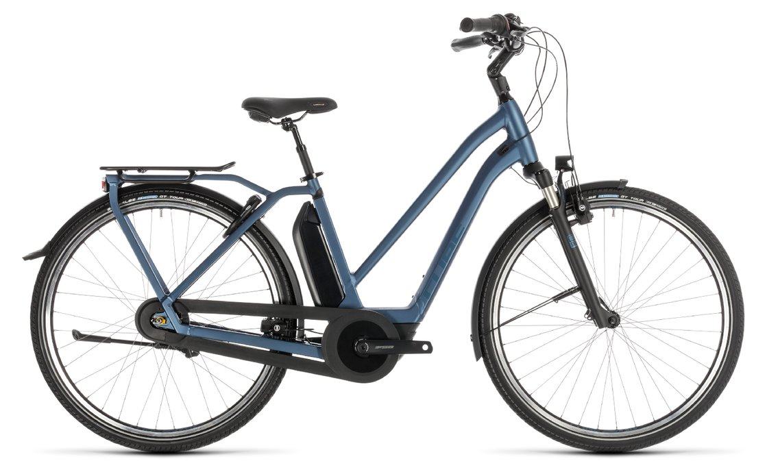 Cube Town Hybrid EXC 400 - 400 Wh - 2019 - 28 Zoll - Damen Sport