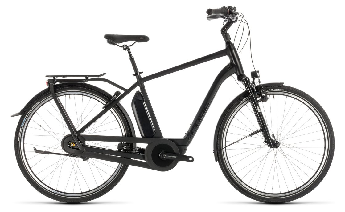 Cube Town Hybrid EXC 500 - 500 Wh - 2019 - 28 Zoll - Diamant