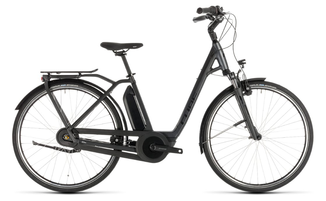 Cube Town Hybrid Pro 500 - 500 Wh - 2019 - 28 Zoll - Tiefeinsteiger