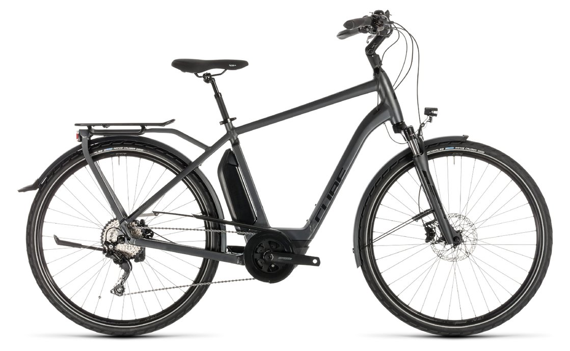 Cube Town Sport Hybrid Pro 500 - 500 Wh - 2019 - 28 Zoll - Diamant
