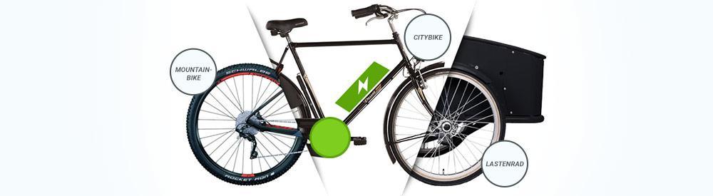 e bike antrieb nachr sten so machst du aus deinem fahrrad. Black Bedroom Furniture Sets. Home Design Ideas