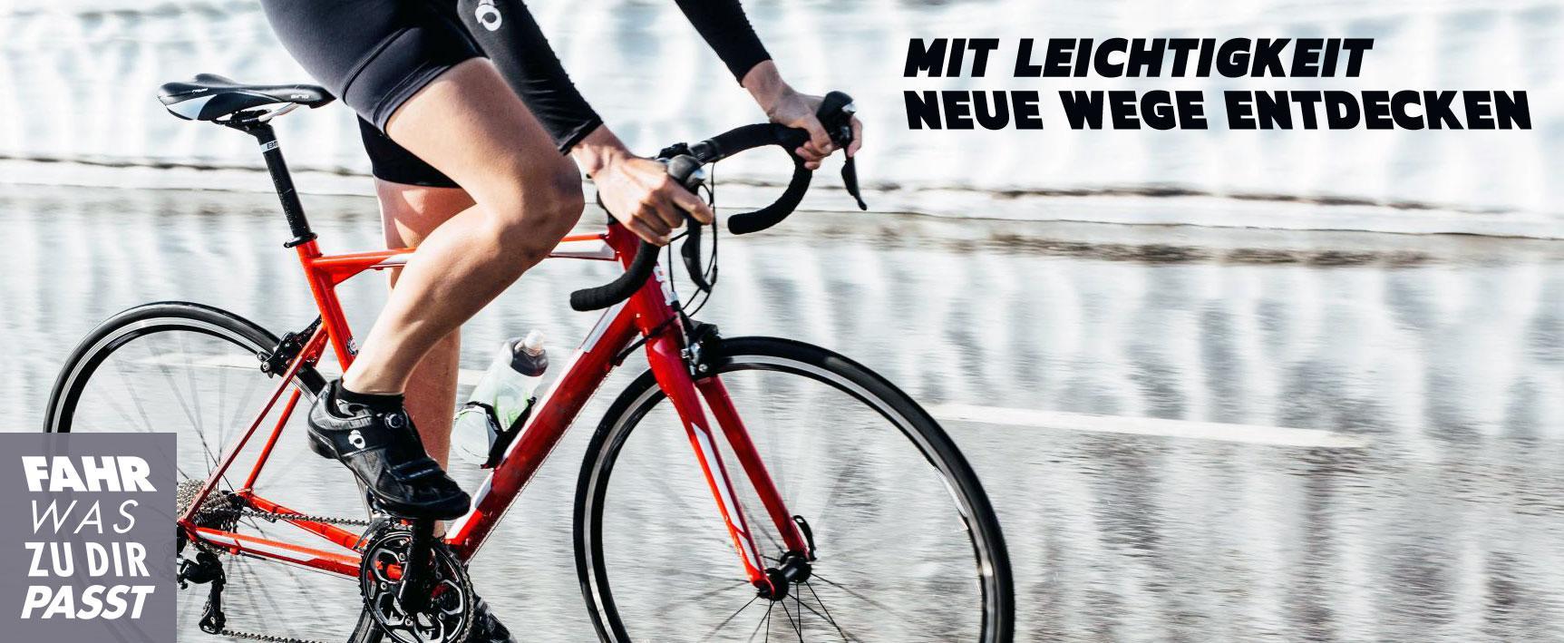 Rennrad kaufen » Top Marken günstig im Fahrrad XXL Shop