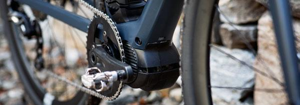 Welche E-Bike Motorposition?