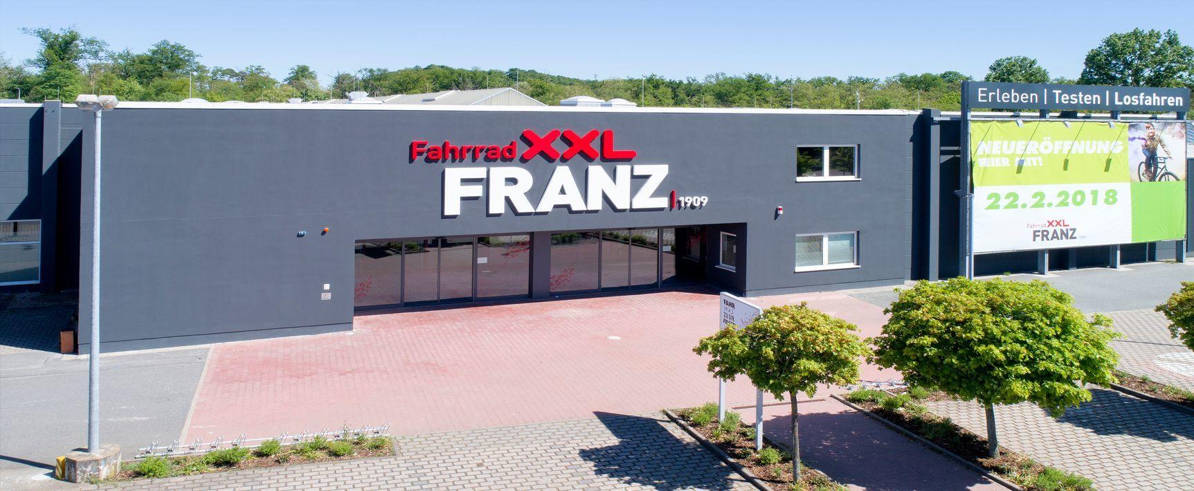 Fahrrad Xxl Franz Dein Fahrradladen In Griesheimdarmstadt
